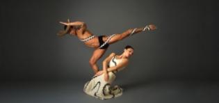 Master Class από χορευτές  της Martha Graham Dance Company